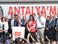 Ümit Uysal, Antalya Büyükşehir Belediye Başkan aday adayı