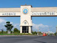 Akdeniz Üniversitesi'nde 684 Bin TL kayıp